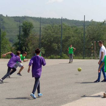Finala competitiei de fotbal